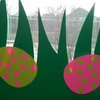 Мастер-класс для дошкольников «Пасхальные яйца»