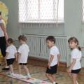 Конспект НОД по физкультуре во второй младшей группе по сказке «Маша и медведь»