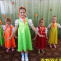 Фотоотчет фольклорного праздника для детей второй младшей группы «Осенняя ярмарка»