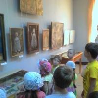 Фотоотчет «Как мы ходили в музей»