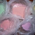 Разноцветная соль без использования красок-легко и быстро!