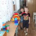 Формирование навыков конструктивно-игровой деятельности у детей Лего
