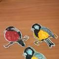 Дидактическая игра «Птичья столовая»