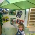 Уголок уединения в детском саду (вторая младшая группа)
