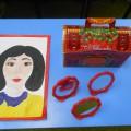 Конспект занятия по речевому развитию «Необычные художники» для детей старшего дошкольного возраста