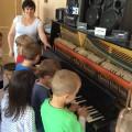 Фотомоменты музыкального занятия «Музыкальные инструменты»