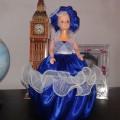Моя первая кукла-шкатулка
