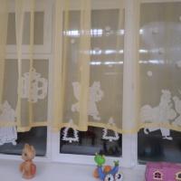 Оформление группы «Новогодняя сказка на окне»
