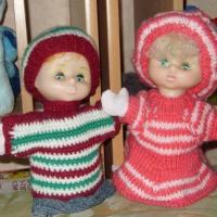 Куклы своими руками.