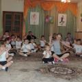 Конспект мероприятия «Быть здоровыми хотим» для детей старшего дошкольного возраста с участием родителей