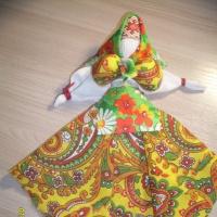 Мастер-класс «Народная кукла Кормилка»