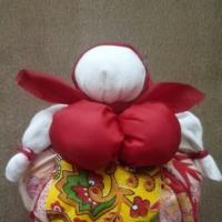 Мастер-класс «Народная кукла «Кубышка-Травница»
