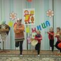 Конспект тематического занятия по физической культуре для детей 6–7 лет «Блинные состязания»