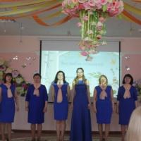 Фотоотчет о ежегодном фестивале в нашем детском саду «Весенние колокольчики!»