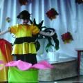 Театрализованное представление «Как пчёлка лес спасла»