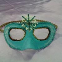 Фотоотчёт о конкурсе «Самая оригинальная Новогодняя маска»