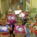 Детский мастер-класс поздравительной открытки «С Новым годом!»