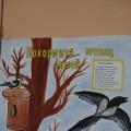 Стенгазета в рамках тематической недели «Покормите птиц зимой»