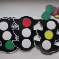 Дидактическая игра по ПДД для детей младшего дошкольного возраста