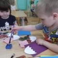 Конспект НОД по художественному творчеству (аппликация) во второй младшей группе «Цыплятки в домике»