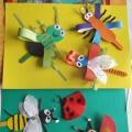 Конспект по ручному труду в средней группе «Маленькие друзья муравьишки»