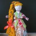Тряпичная кукла «Веснянка»