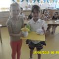 «Осенняя лужайка». Поделки из модульного оригами вместе с детьми (фотоотчет)
