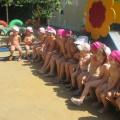 Развлечение на участке детского сада «Да здравствует вода!»