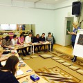 Мастер-класс для педагогов. Рисование на свободную тему и фантазию в технике «Граттаж»