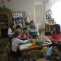 Фотоотчет о проведении мастер-класса для родителей и детей «Нетрадиционные техники рисования»