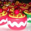 Мастер-класс по изготовлению пособия «Торт и пирожные» для сюжетно-ролевых игр «День рождения», «Магазин»