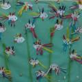 Коллективная работа «Аквариум с рыбками» в средней группе