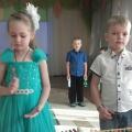 Отчетный концерт «Вместе весело шагать»