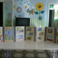 Лэпбук «Весна» для детей младшего дошкольного возраста