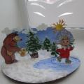 Выставка творческих работ «Зимние забавы»