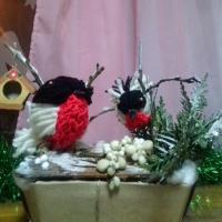 Фотоотчет «Новогодние фантазии»