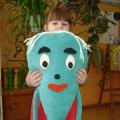 Дидактическое пособие «Капитошка» как одно из средств эмоционального развития младших дошкольников