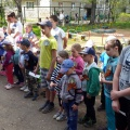 Военно-спортивная игра «Зарница» для детей старших и подготовительных групп