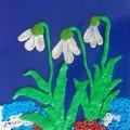 «Волшебный мир цветов». Пластилинография. Творчество детей подготовительной группы
