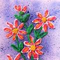 Мастер-класс в технике миллефиори «В мире цветов»