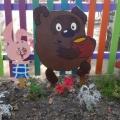 Идеи для летнего оформления участка в детском саду