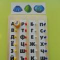 Дидактическая игра «Читаем по первым буквам»