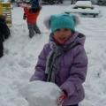 Постройки из снега