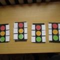 МК дидактическая игра «собери светофор»