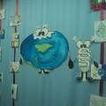 Фотоотчет «Выставка рисунков к Международному Дню энергосбережения»
