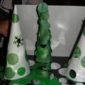 Поделки «Новогодние елочки»