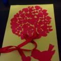 Мастер-класс: открытка «Комплимент» ко Дню святого Валентина