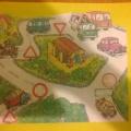 Дидактическая игра «Здравствуй, друг, дорожный знак!» для детей дошкольного возраста