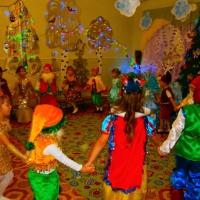 Фотоотчет праздника в старшей группе «Новогодняя сказка»