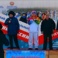 Фотоотчет. «Лыжня России— 2018, впервые в нашем районе»